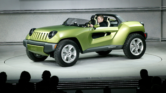 Jeep Renegade image #1