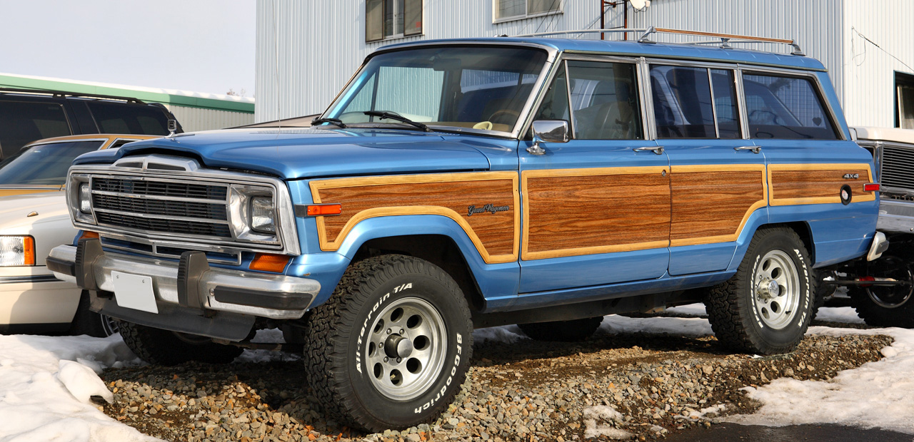 Jeep Wagoneer photo 03
