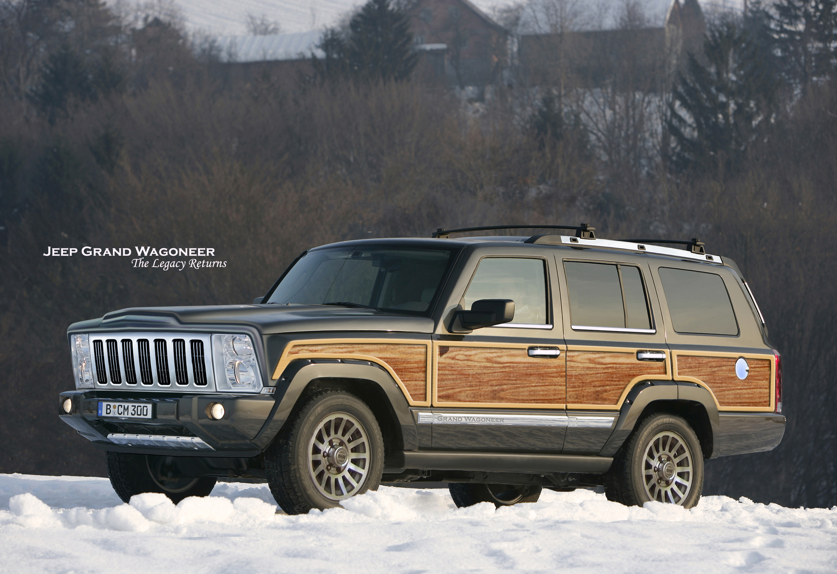 Jeep Wagoneer photo 08