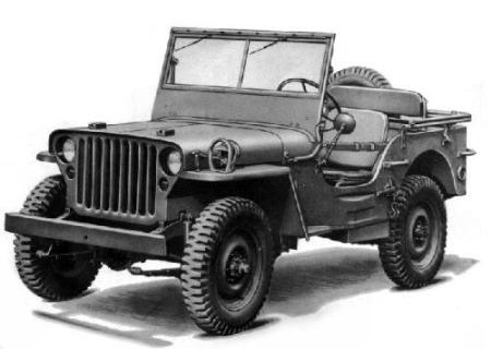 Jeep Willys image #4