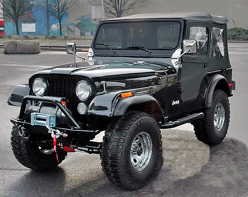Jeep Wrangler Cj5 Technical Details History Photos On Better