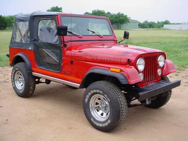 Jeep Wrangler Cj7 Technical Details History Photos On Better