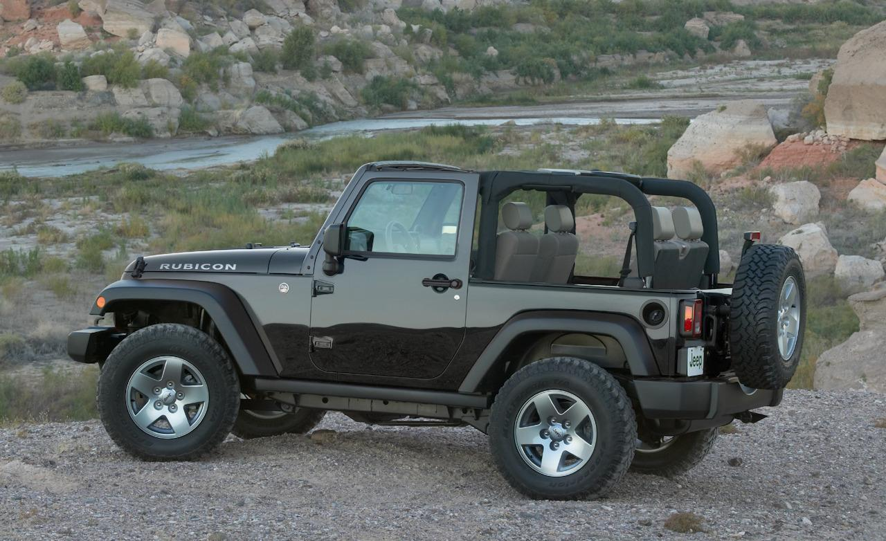 jeep wrangler rubicon technical details history photos on better parts ltd. Black Bedroom Furniture Sets. Home Design Ideas