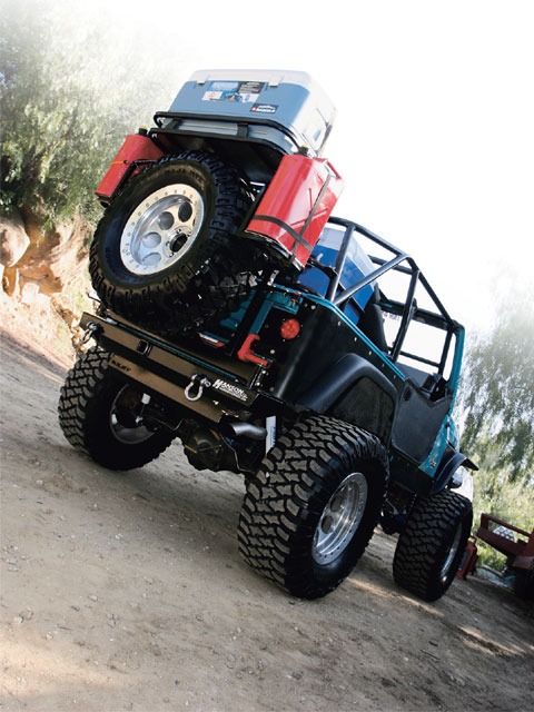 Jeep Wrangler Tj Image 16