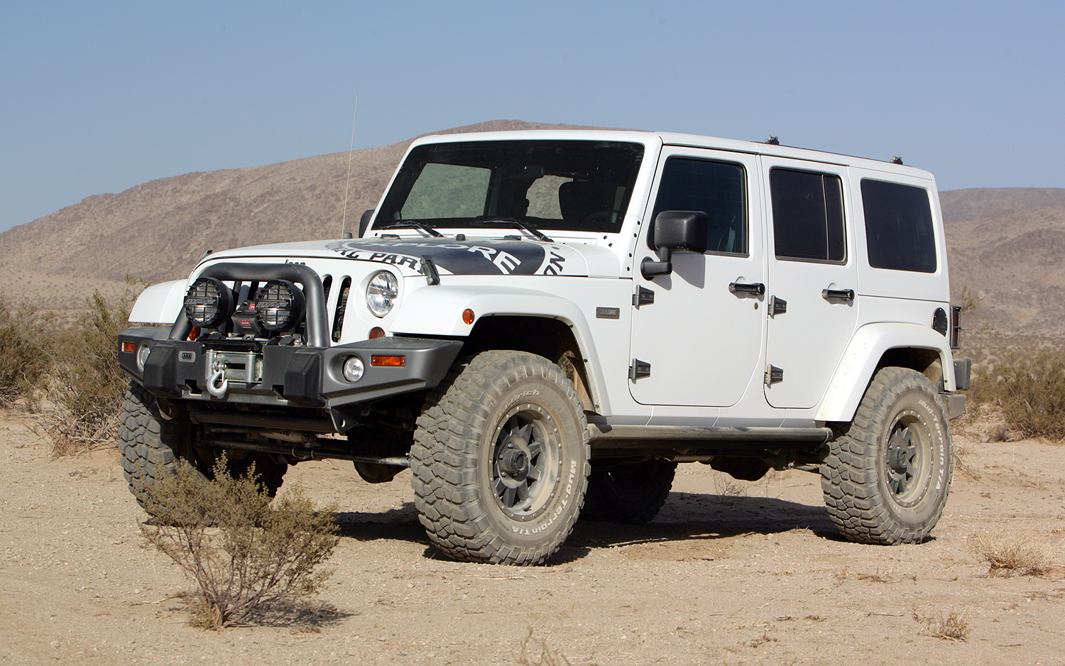 jeep wrangler unlimited rubicon technical details history photos on better parts ltd. Black Bedroom Furniture Sets. Home Design Ideas