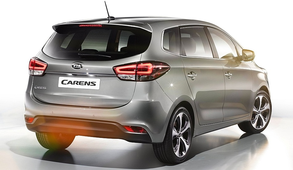Kia Carens photo 14