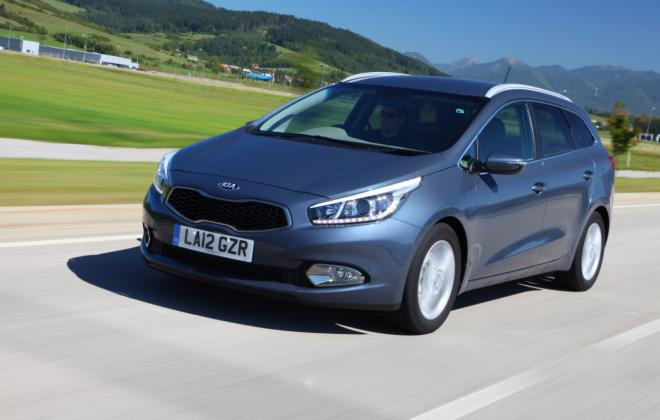 Kia Cee´d Sportswagon photo 01