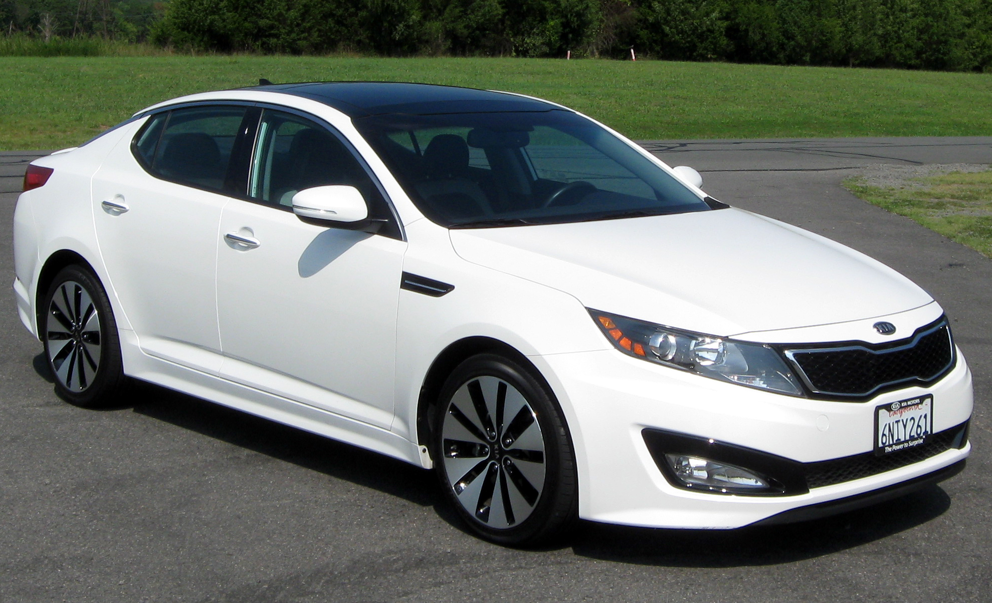 Kia Optima photo 01