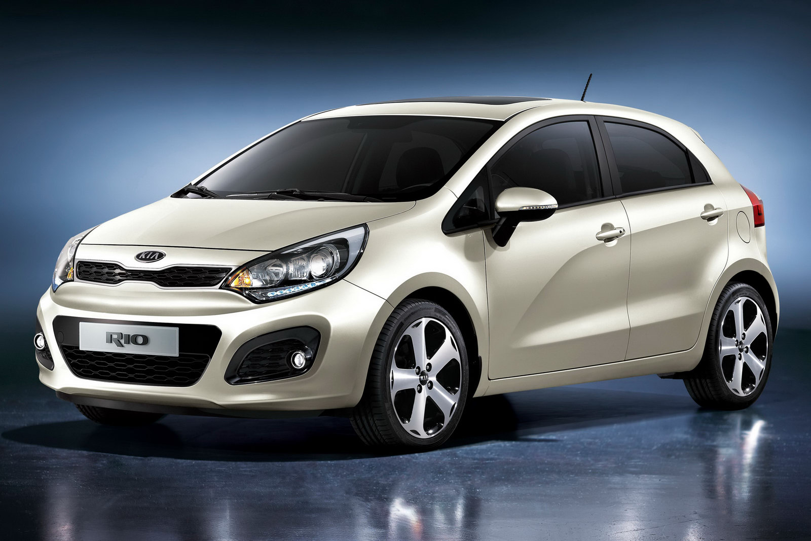 Kia Rio photo 01