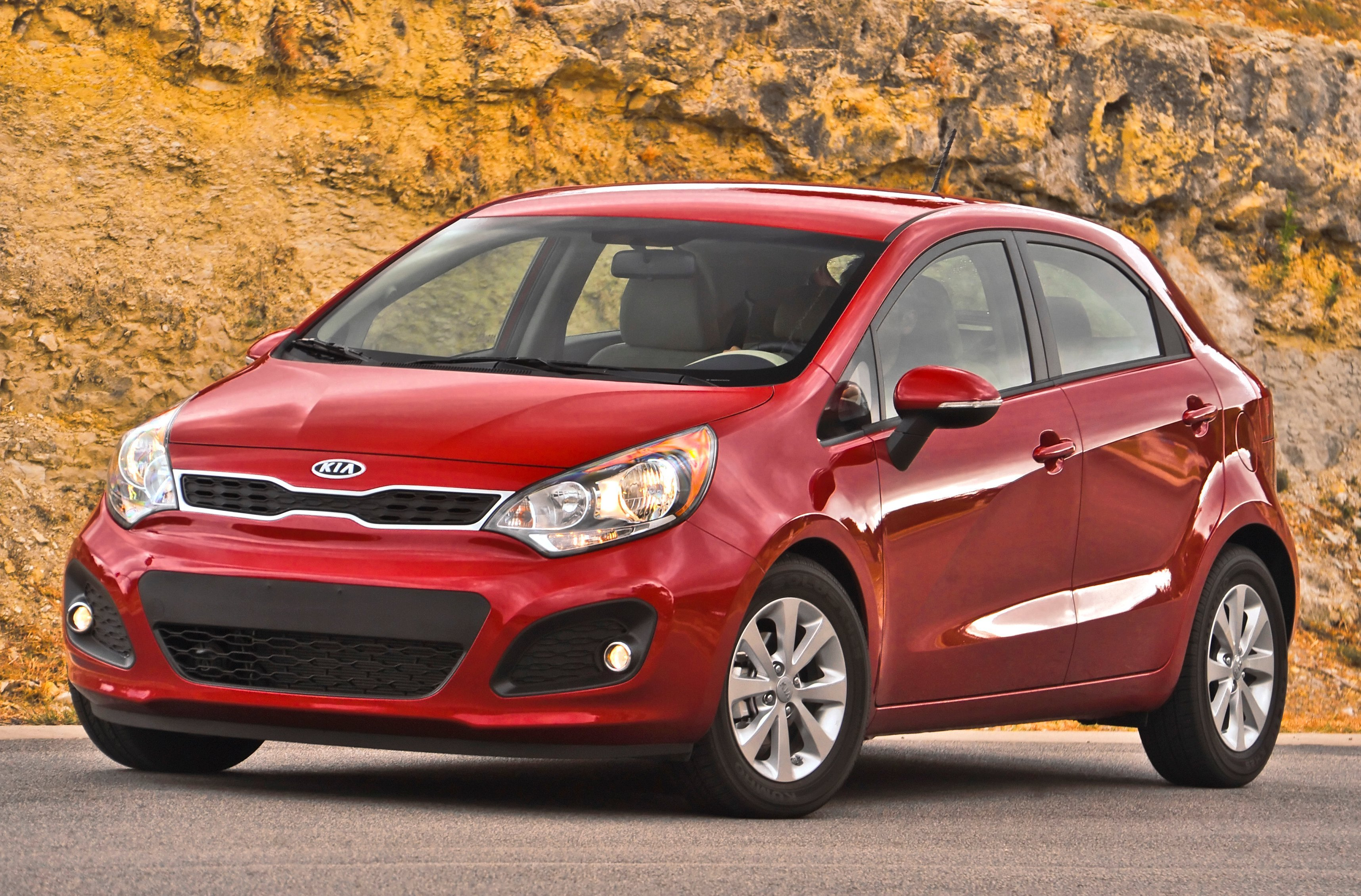 Kia Rio photo 04