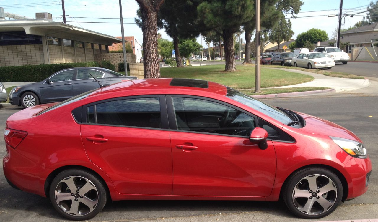 Kia Rio photo 08