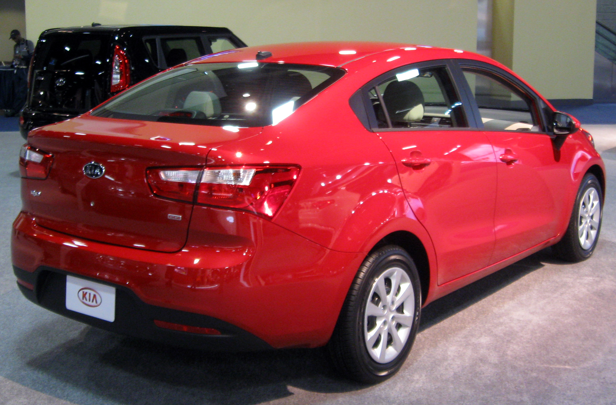 Kia Rio photo 10