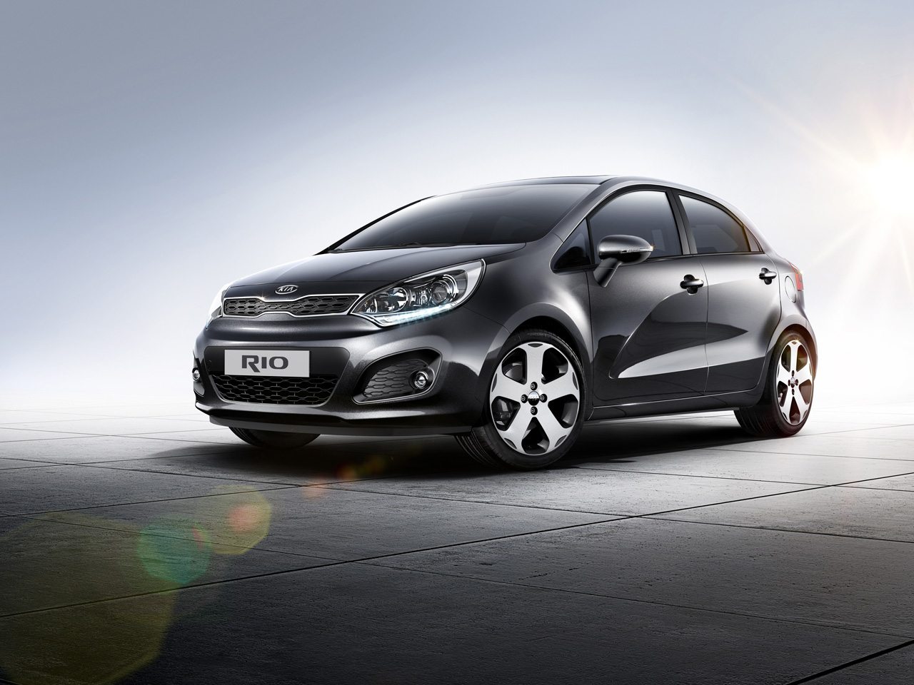 Kia Rio photo 15