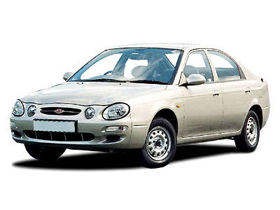 Kia Shuma photo 11
