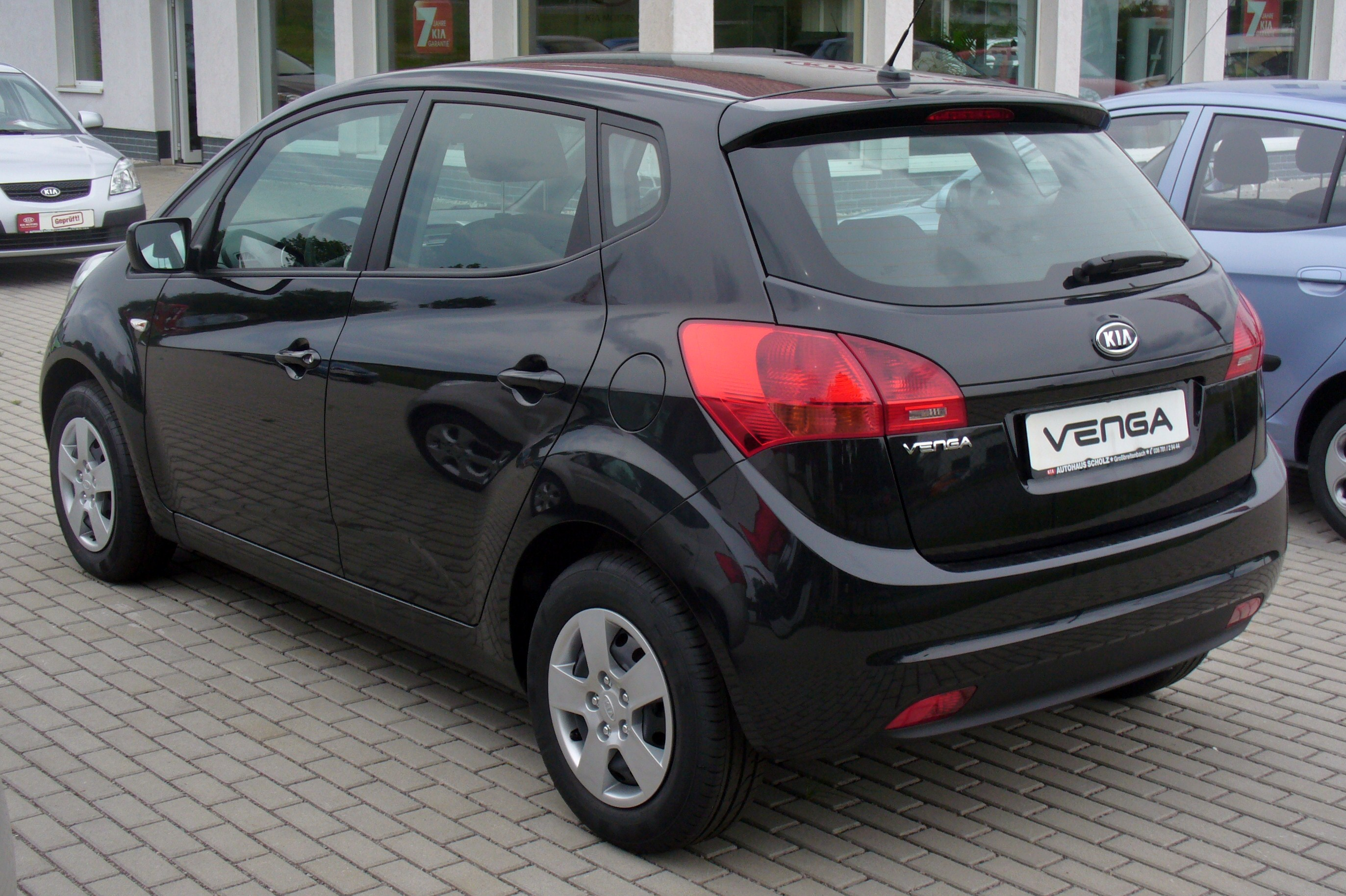 Kia Venga photo 04