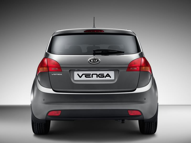 Kia Venga photo 06