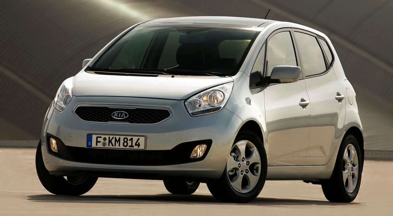 Kia Venga photo 07