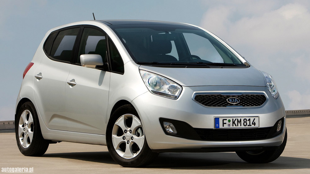 Kia Venga photo 08
