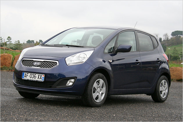 Kia Venga photo 12