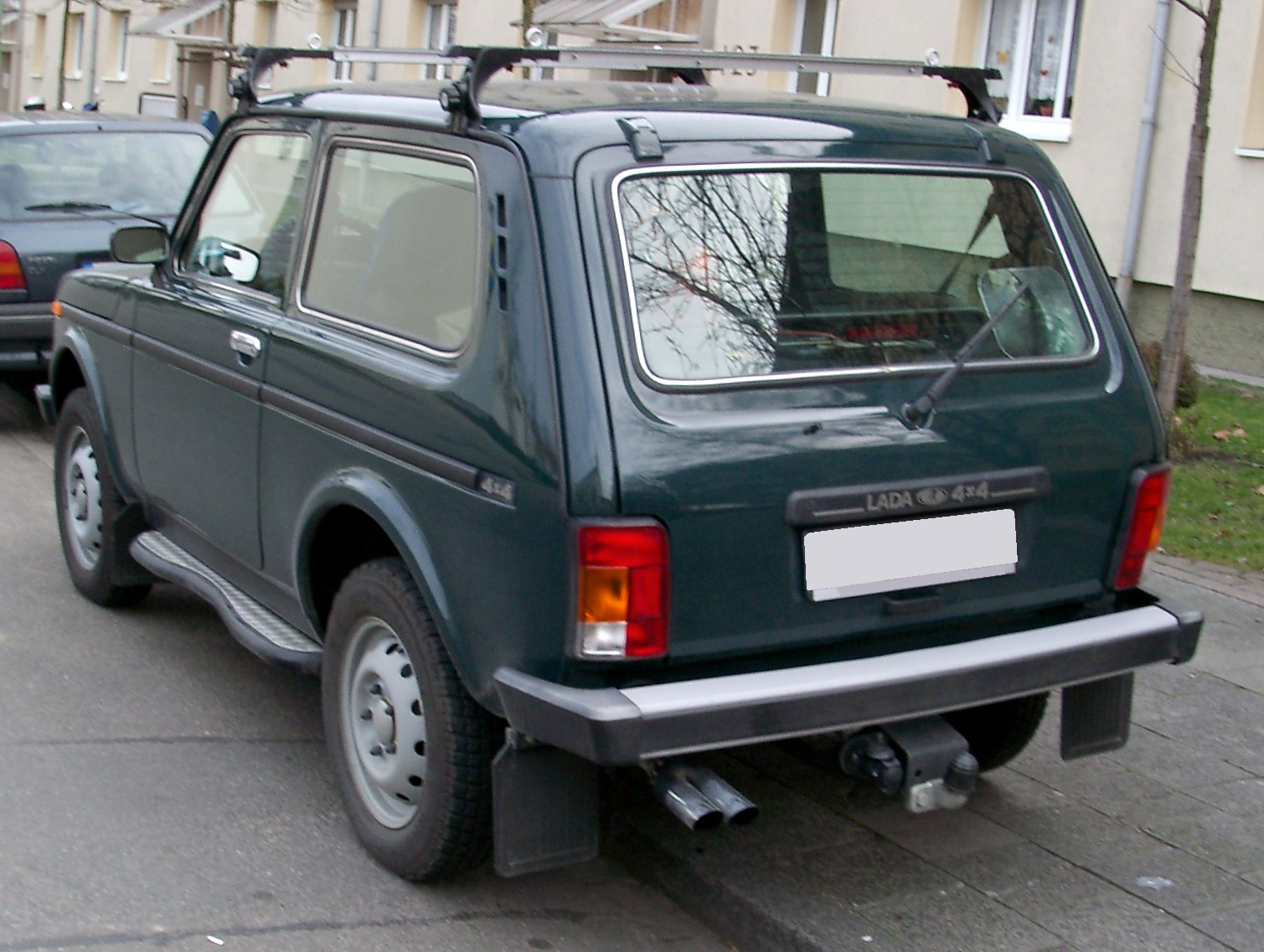 Lada Niva History Photos On Better Parts Ltd