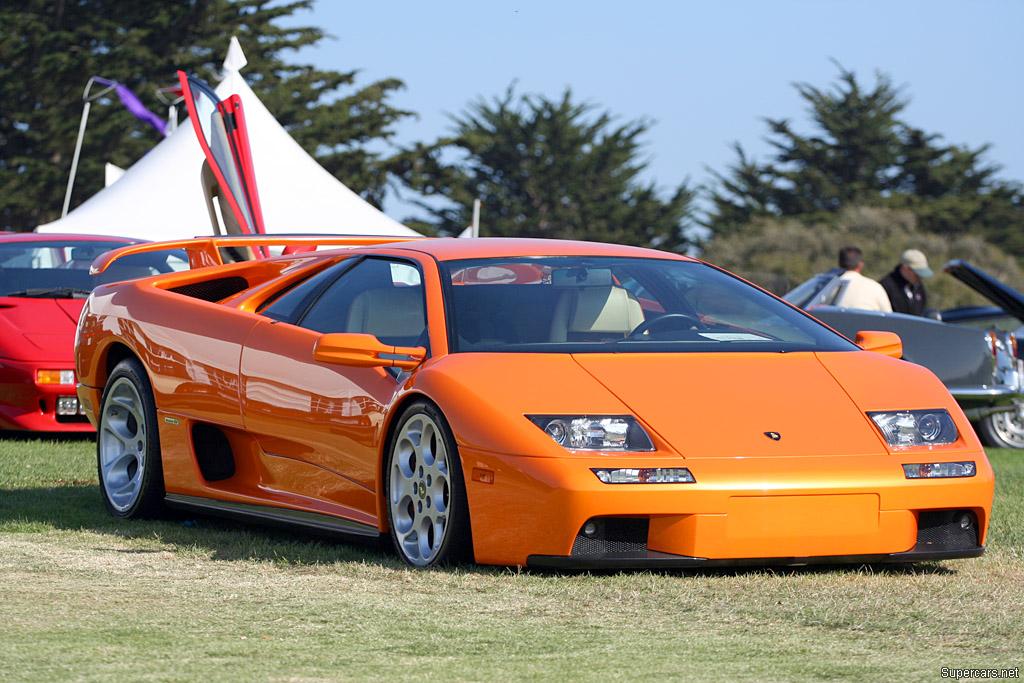Lamborghini Diablo Vt Technical Details History Photos On Better