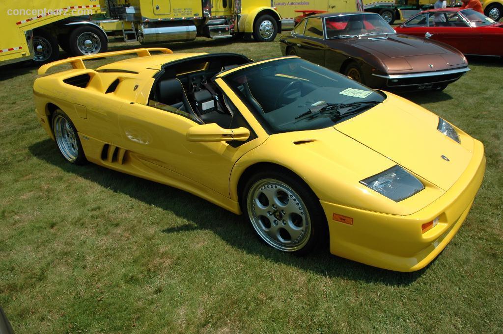Lamborghini Diablo Vt Roadster Image 9