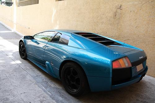 Lamborghini Murcielago 40th Anniversary Image 12