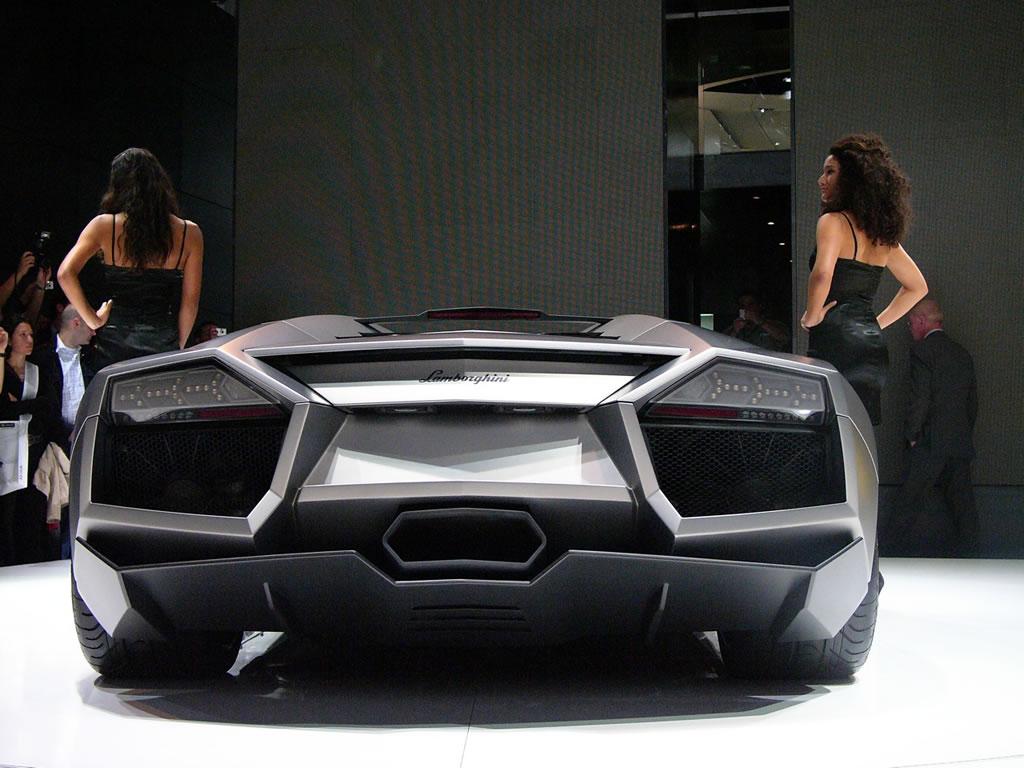 Lamborghini Reventon Roadster Image 10
