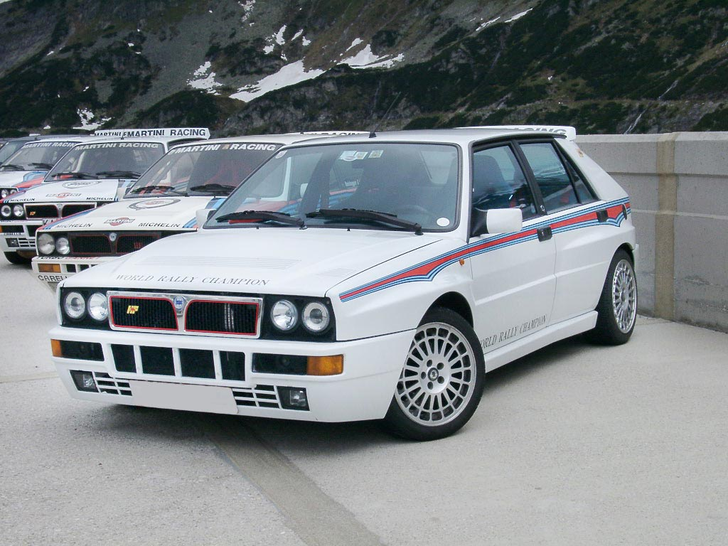 lancia delta integrale history photos on better parts ltd. Black Bedroom Furniture Sets. Home Design Ideas