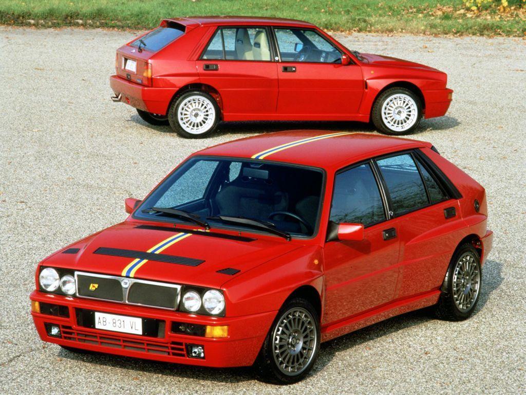 Lancia delta integrale history photos on better parts ltd lancia delta integrale photo 03 vanachro Choice Image