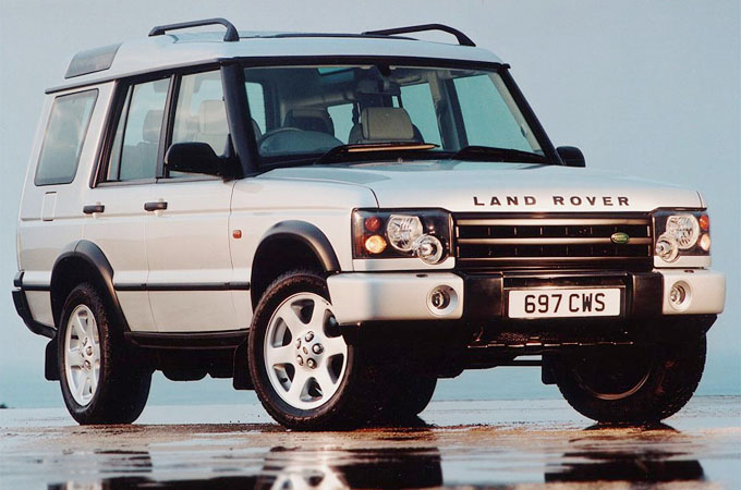 Land-Rover Discovery image #3