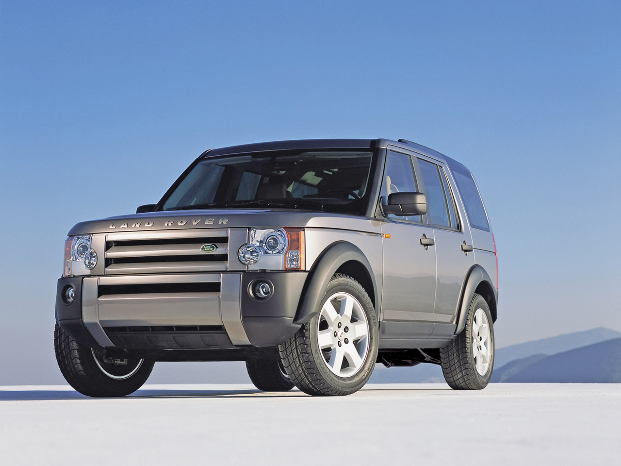 Land-Rover Discovery image #4