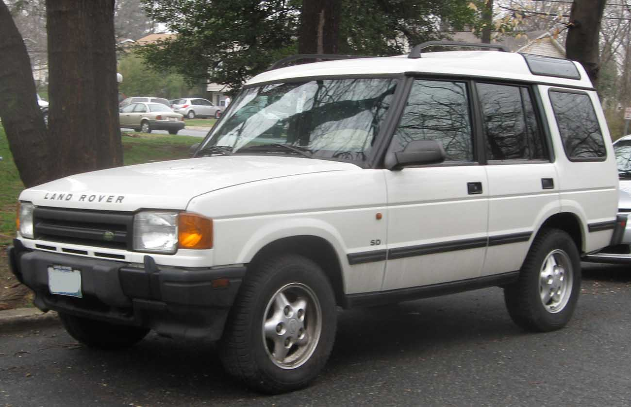 Land-Rover Discovery image #8
