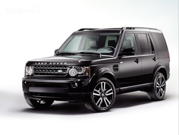 Land-Rover Discovery image #10