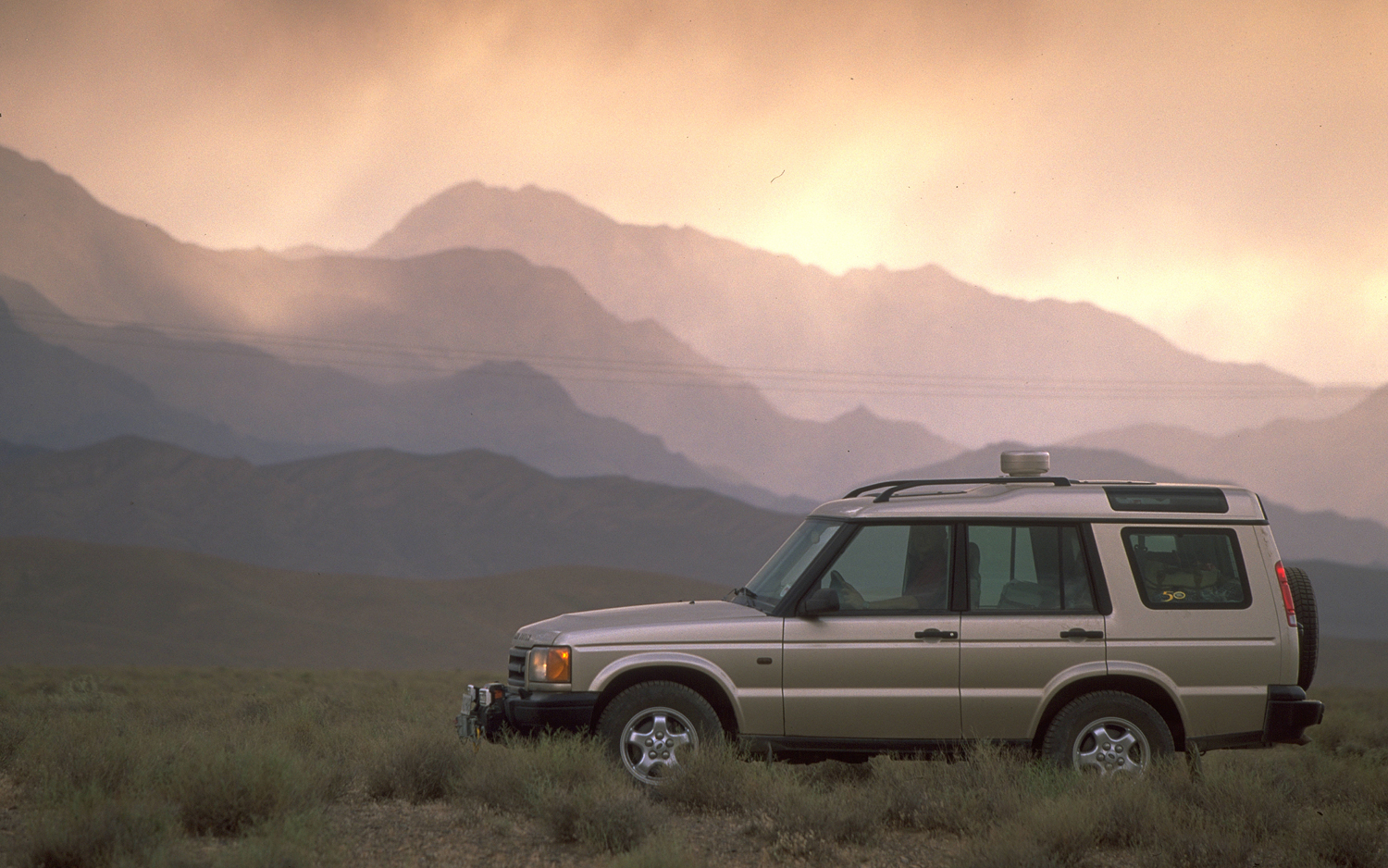 Land Rover Discovery Classic Technical Details History