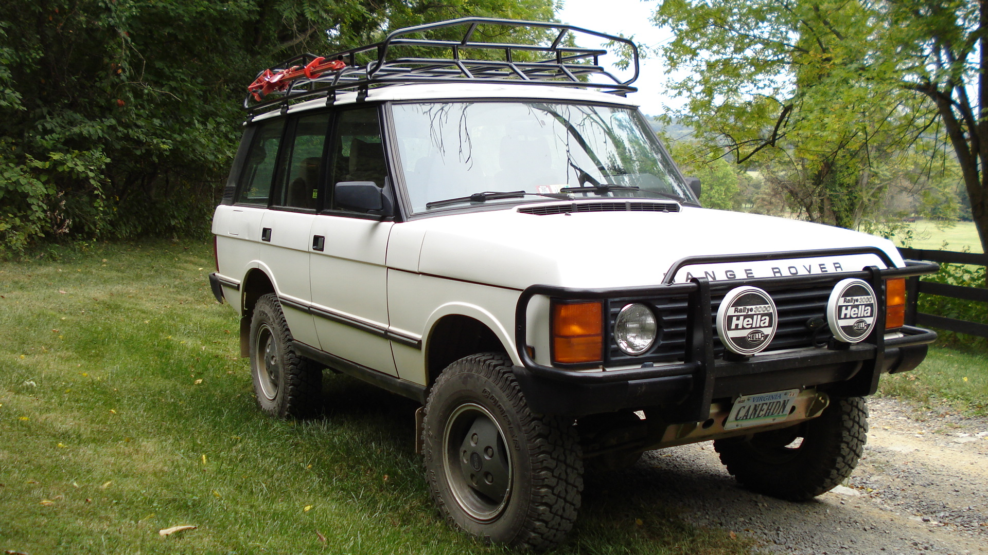 Land-Rover Discovery Classic #5