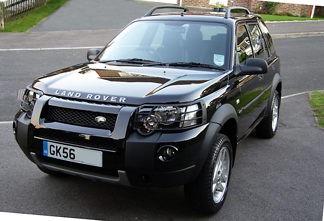 Land-Rover Freelander Sport Edition image #1