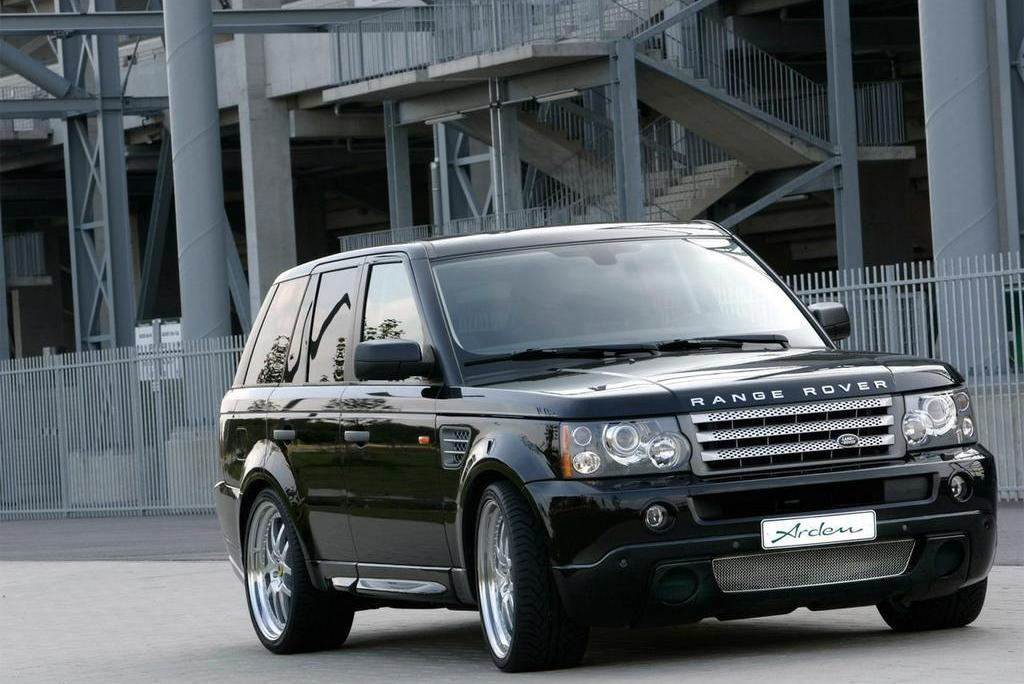 Land-Rover Range Rover image #1