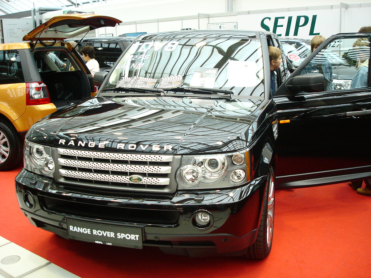 Land-Rover Range Rover image #9