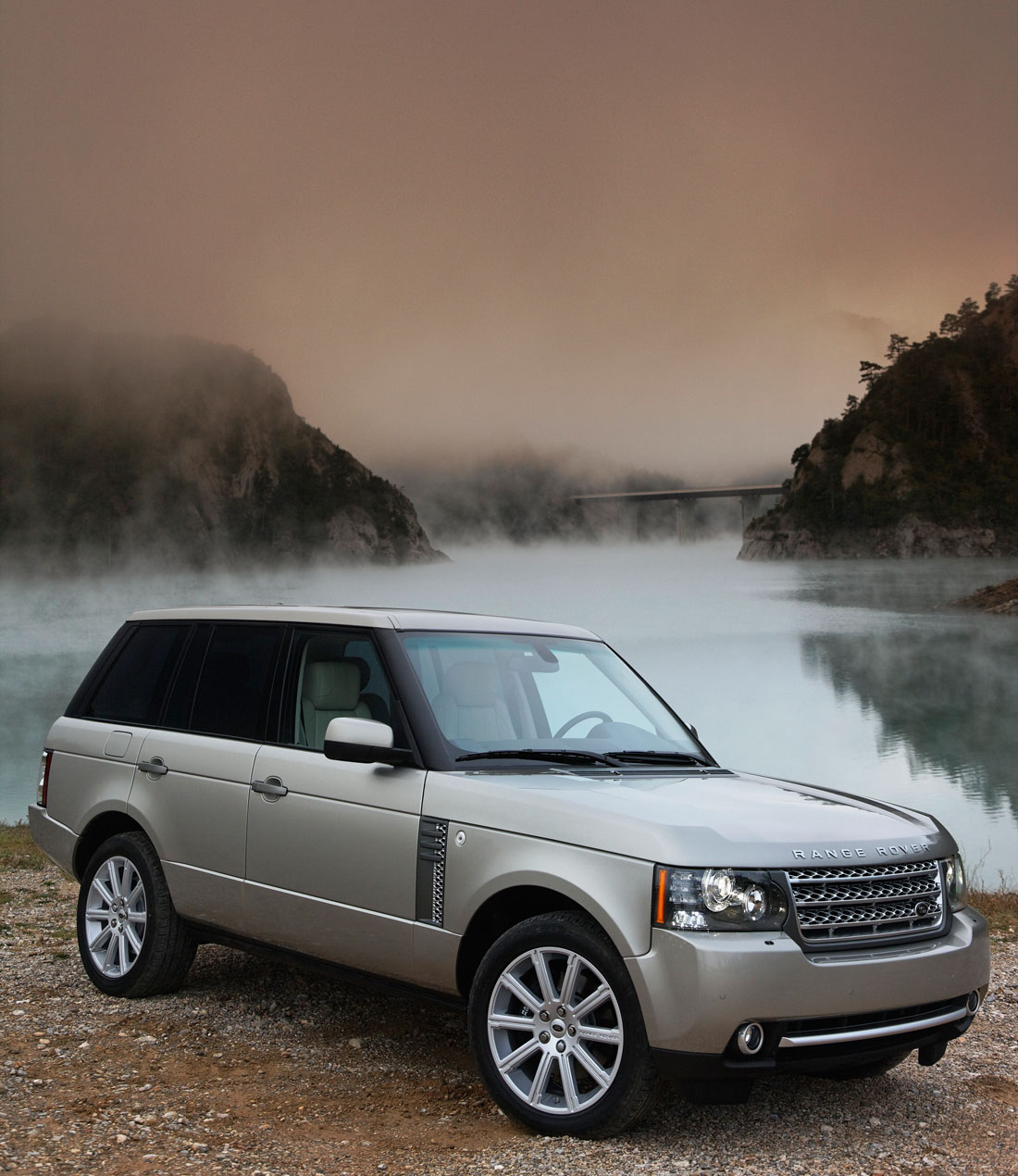 Land-Rover Range Rover 5.0 Technical Details, History