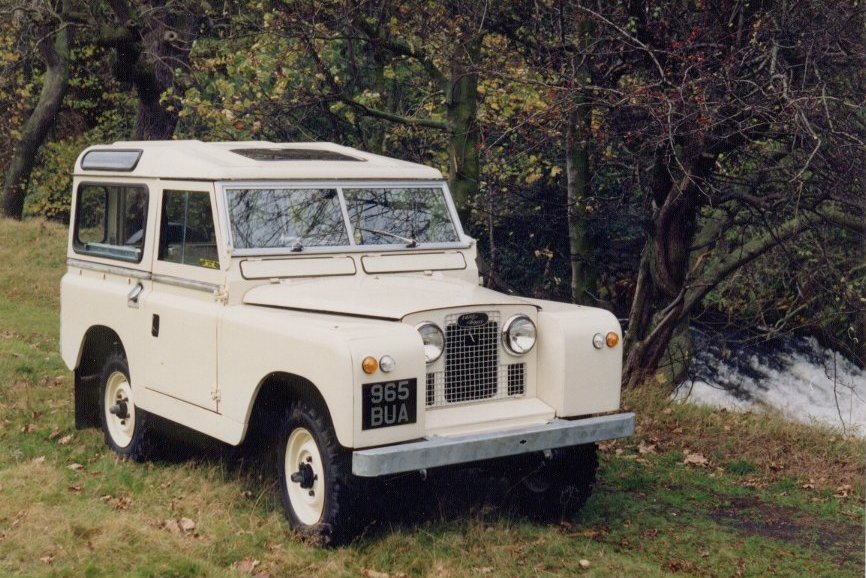 Land-Rover Series image #3