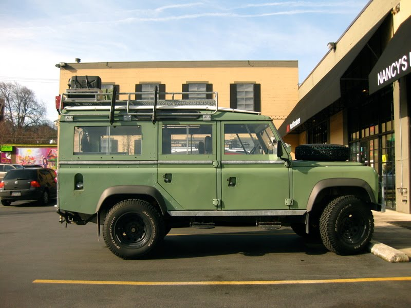 Land-Rover Series image #5