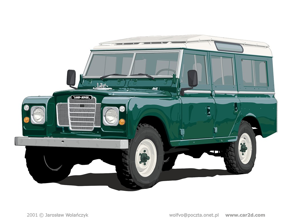 Land-Rover Series image #6