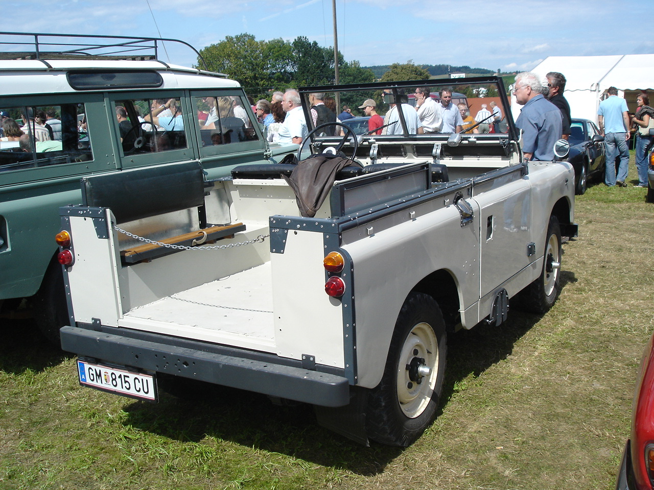 Land-Rover Series image #10
