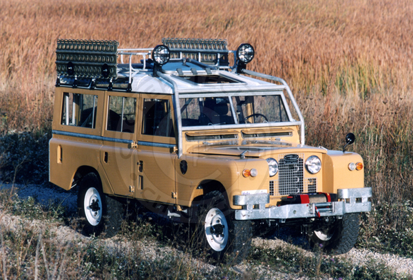 Land-Rover Series image #11