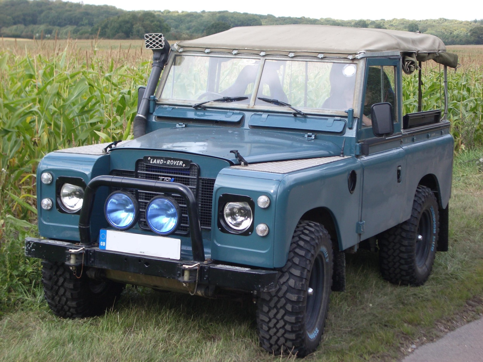 Land-Rover Series image #12
