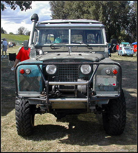Land-Rover Series image #14
