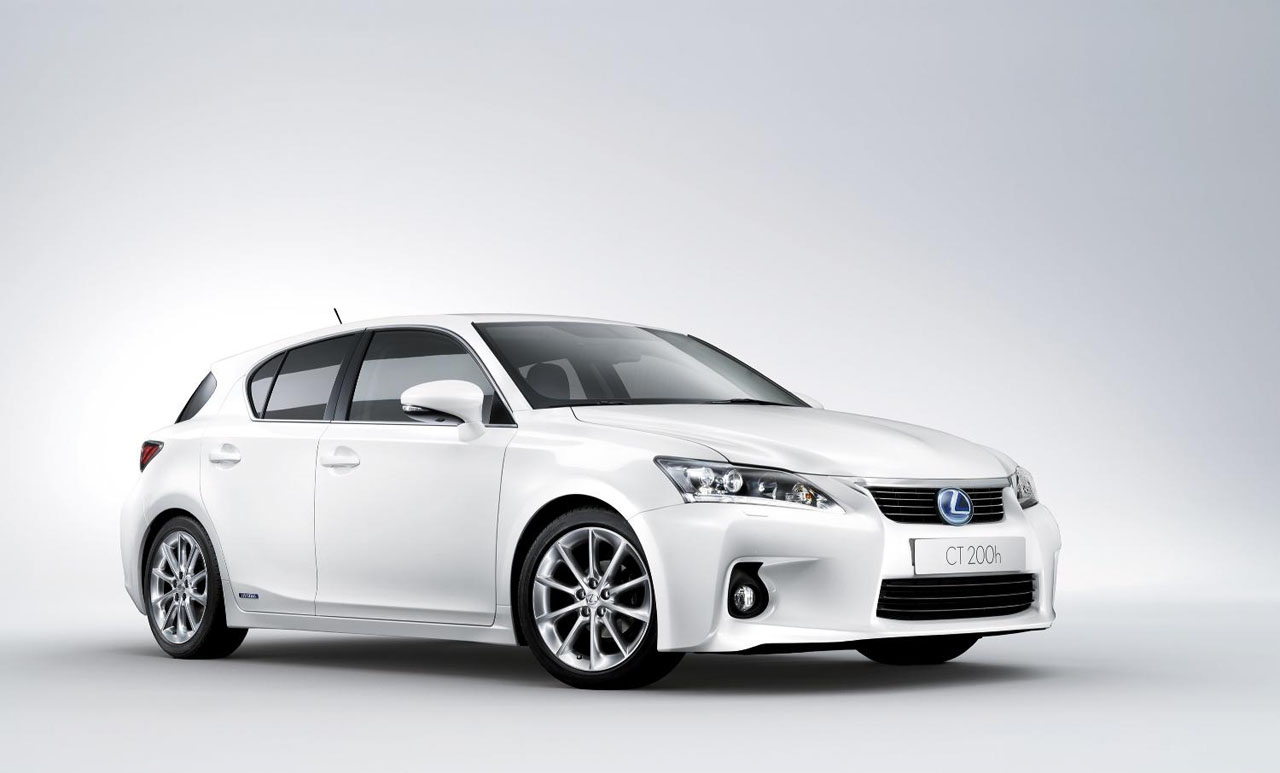 Lexus ct 200h photo 05
