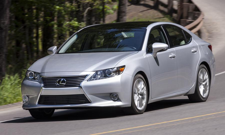 Lexus ES 350 photo 03