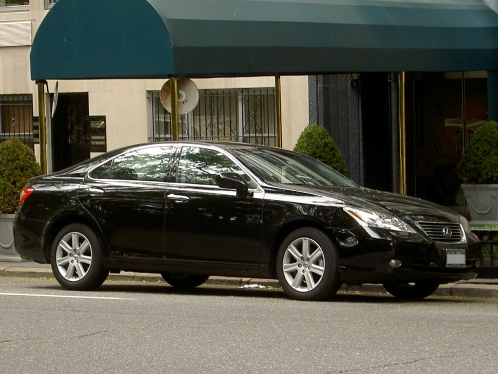 Lexus ES 350 photo 04